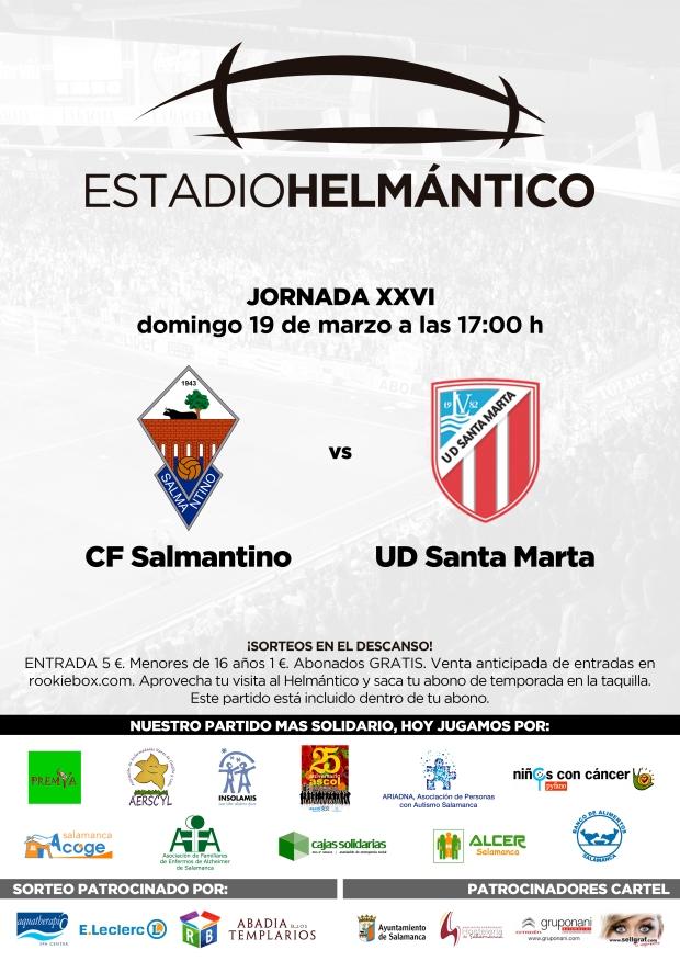 cartel partidos 2016-17